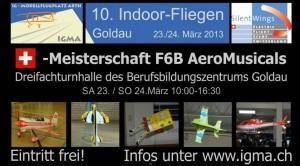 Trailer Indoor Goldau 2010